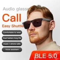 new ve30 bluetooth headphone audio smart sunglasses glass with bluetooth running headset hiking earphone for men women