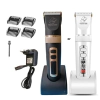electrical pet professional dog p9 set hair trimmer grooming machine rechargeable shaver hair cutter pet power tools