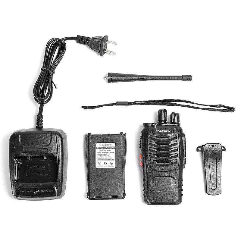 2020 BaoFeng BF 888S Walkie Talkie Professional Portable Handheld Transreceiver Radio Equipment BAOFENG Two-way Ham Radios enlarge