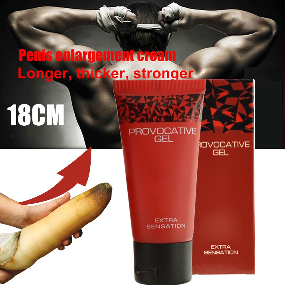 Original Provocative Gel Herbal Big Dick Penis Enlargement Cream Sex Sexual Pleasure Growth xxl Oil