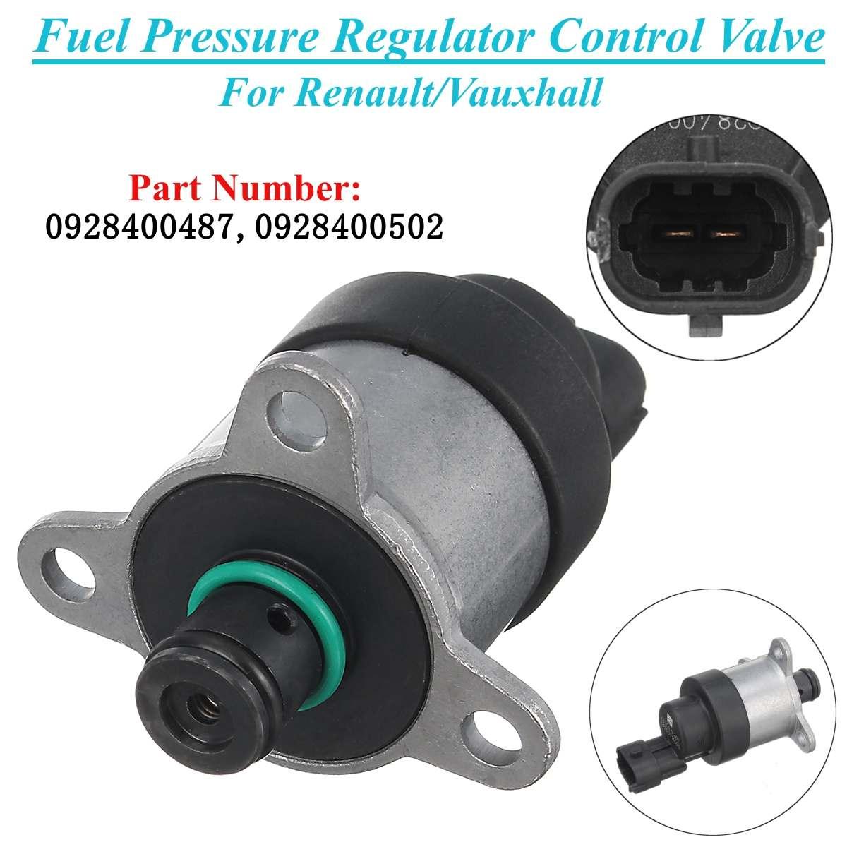 Regulador de presión de combustible 0928400502, Unidad de válvula de solenoide Scv para Vauxhal Opel Movano Vivaro 1,9 2,2 2,5 Dti