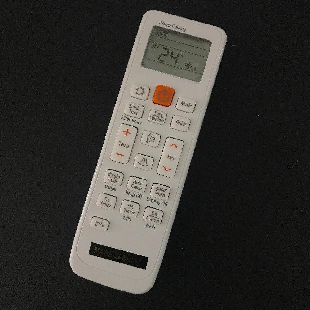 Nuevo Control remoto para Samsung DB93-11115K ARH-5009 AQV07PSBN AC aire acondicionado