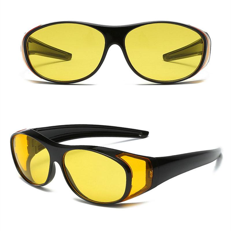 Защитные очки, солнцезащитные очки, очки для близорукости, автомобильные очки для вождения, ночное видение, автомобили, мотоциклы, очки для ...