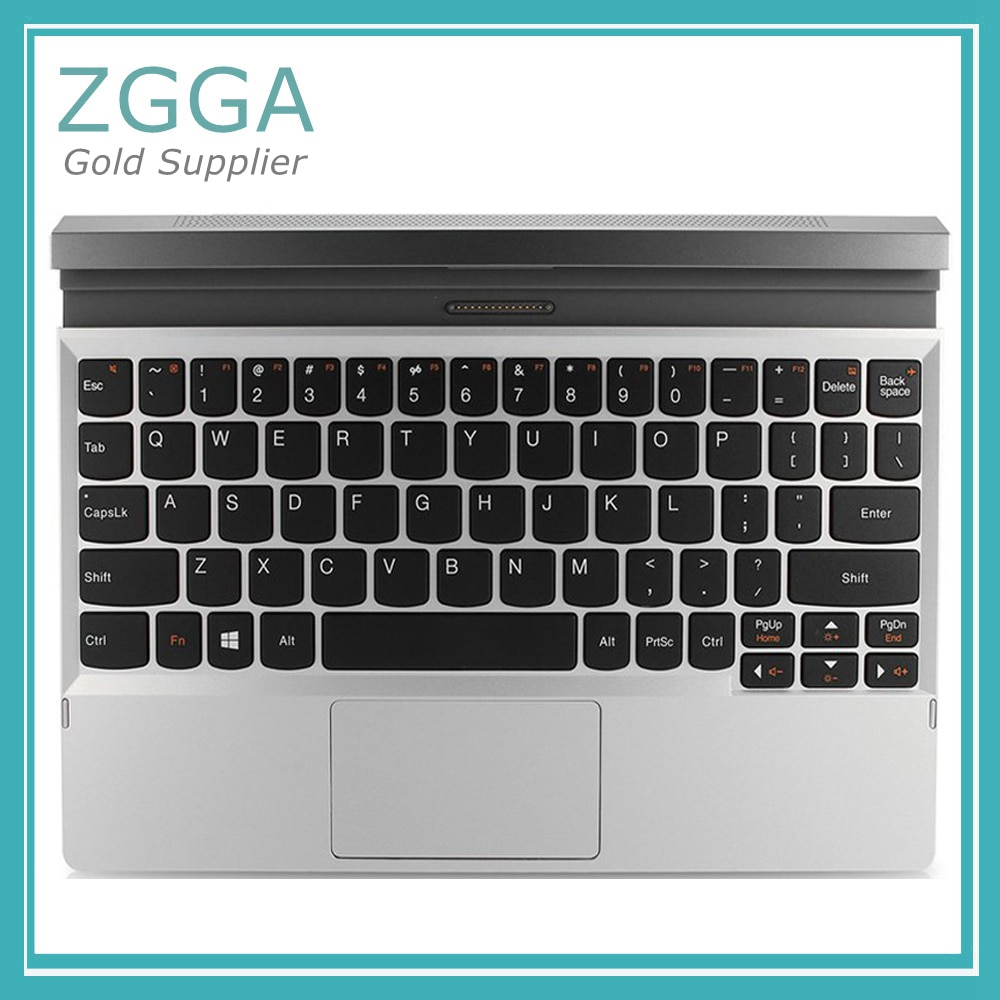 """Véritable nouveau étui pour tablette pour Lenovo Miix 2 K610 10 """"Dock pour clavier dordinateur portable avec pavé tactile Palmrest"""