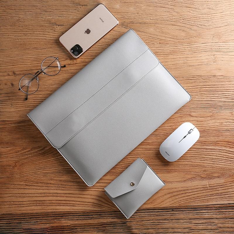 Funda de 14 pulgadas para Huawei MateBook D14, funda Universal de piel sintética para portátil, funda para Huawei Honor MagicBook 14, bolsa para portátil