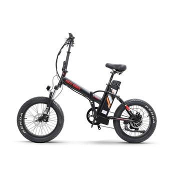 20inch electric bicycle fat tire snow bike 500w high speed bafang motor EBIKE 48V li-ion battery 4.0 tires fold Fat ebike