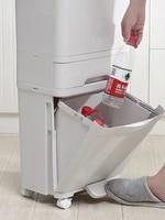 trash can zero waste bin home garden compost storage recycling bin bathroom cubo basura reciclaje waste container ba60lj