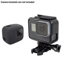 Sports Eco-friendly Accessories Wind Slayer Sponge Outdoor Dust Resistant Windscreen Camera Cover Fo