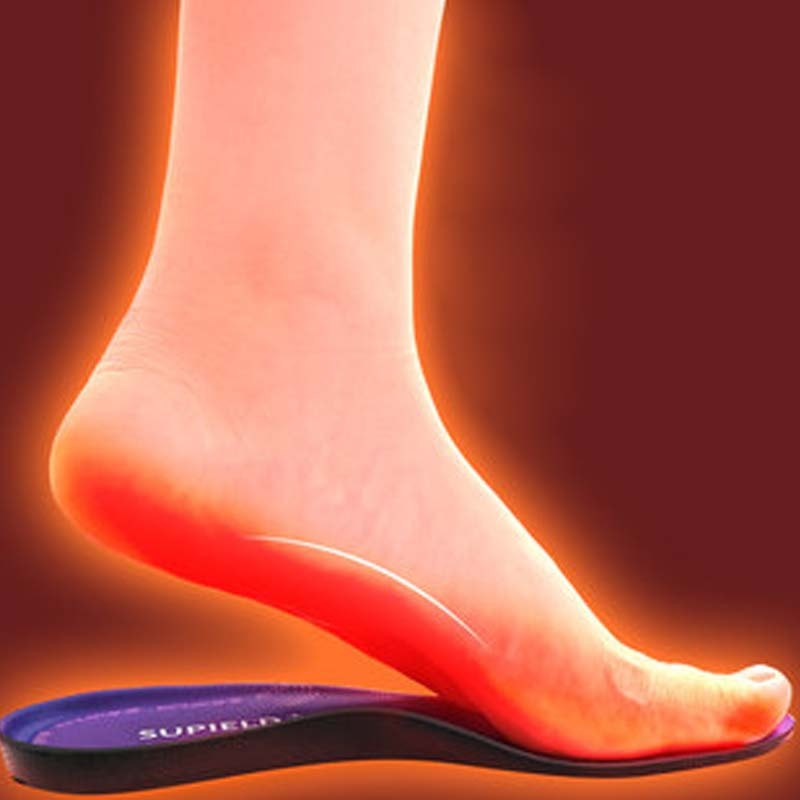 Youpin SUPIELD Heated Insoles Shoe Pad Aerogel Wireless Remote Control Intelligent Temperature Control Electric Heating Insole enlarge