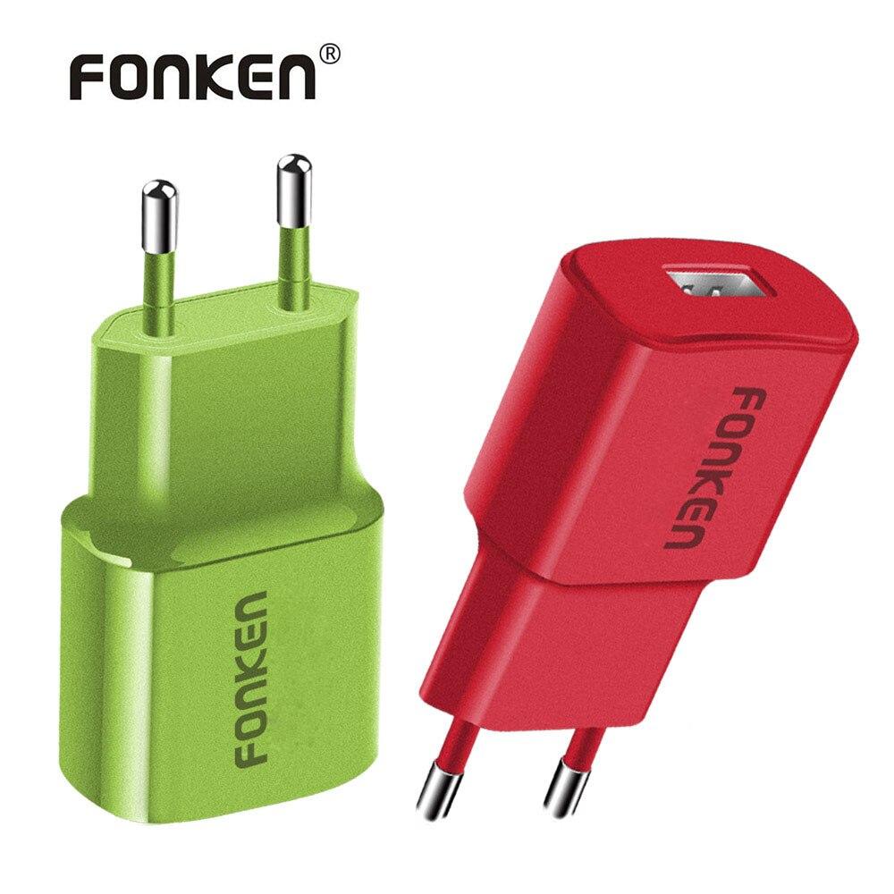 Carregador rápido colorido da carga rápida 3.0 usb carregador 18 w carregamento rápido qc3.0 qc2.0 adaptador para o carregador do telefone móvel