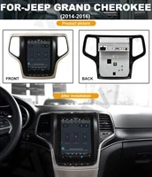 android vertical screen car gps navigator for jeep grand cherokee 2014 2016 multimedia dvd player
