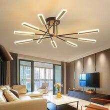 Nordique luxueux individualité pendentif lumières maison salon cuisine Led suspension lampe 2020 nouveau Design acrylique Art éclairage