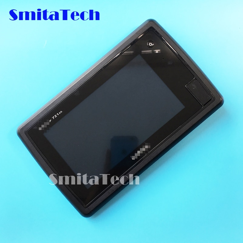"""Para Garmin GPSMAP 721XS 721 7,0 """", GPS, pantalla LCD con navegador de Digitalizador de pantalla táctil, pantalla con marco de panel o lector de tarjetas TF"""
