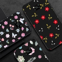 fashion flower beautiful phone case for huawei p40 p20 p30 mate 40 20 10 lite pro nova 5t p smart 2019