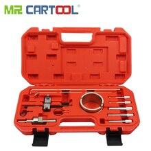 MR CARTOOL Benzin Motor Timing-Tools Set Kit Für Citroen Peugeot 1,8 2,0 Auto Gürtel Stick Werkzeug