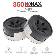 2 pièces 350W universel haute efficacité Mini dôme Tweeter haut-parleurs mise au point voiture Auido haut-parleur pour système Audio de voiture automatique