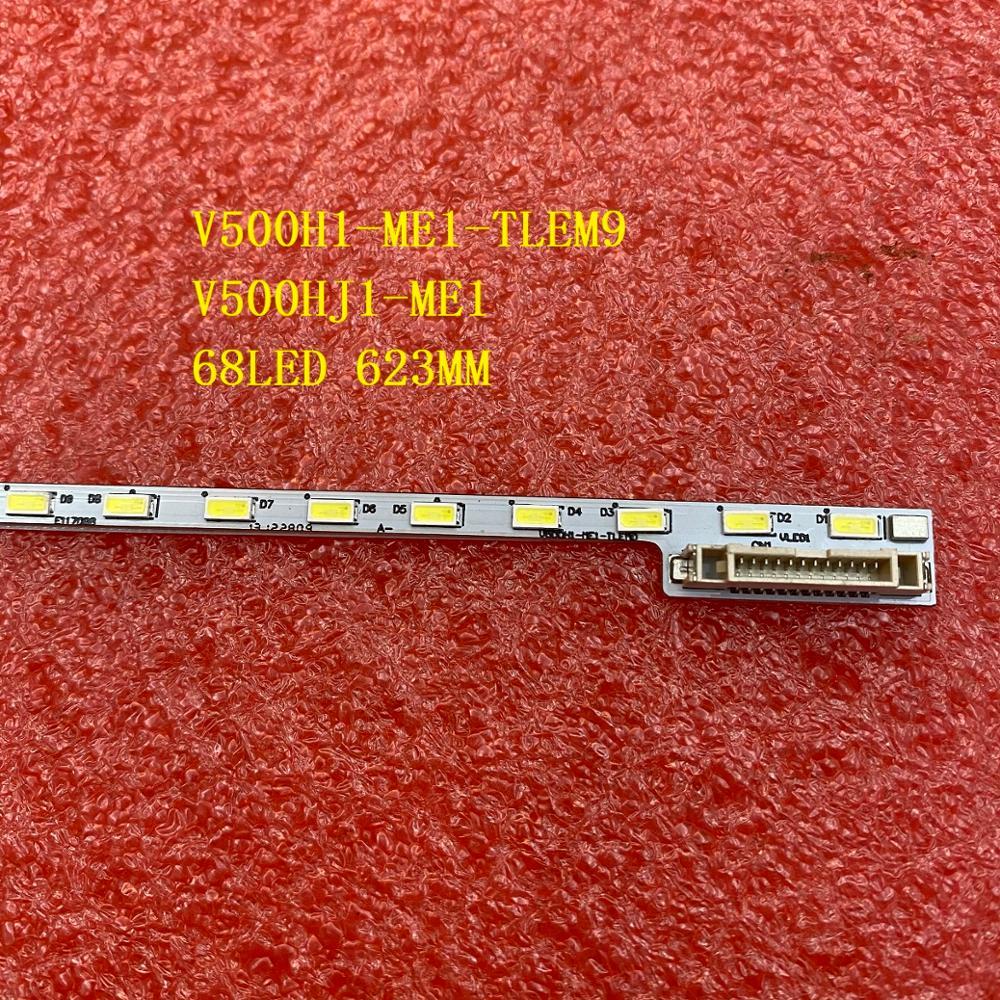 LED Backlight strip For V500H1-ME1-TLEM9 V500HJ1-ME1 Toshiba 50L2400U 50L3400U 50L1400U 50S320 50S10