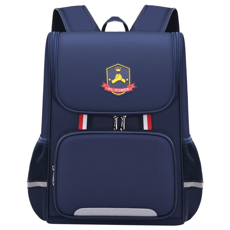 Водонепроницаемый детей школьные ранцы для мальчиков и девочек Школьный рюкзак детский ортопедический школьный начальной школы рюкзак ...