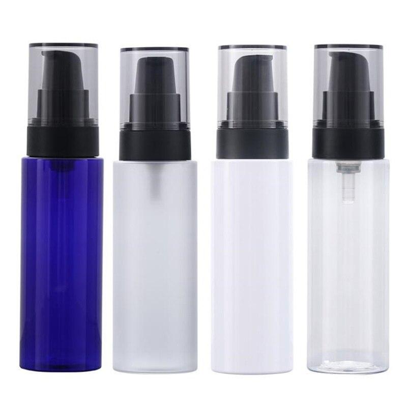 1 шт. пустой пластиковый портативный многоразовый распылитель бутылки Esstenial масло жидкость распылитель Макияж инструмент