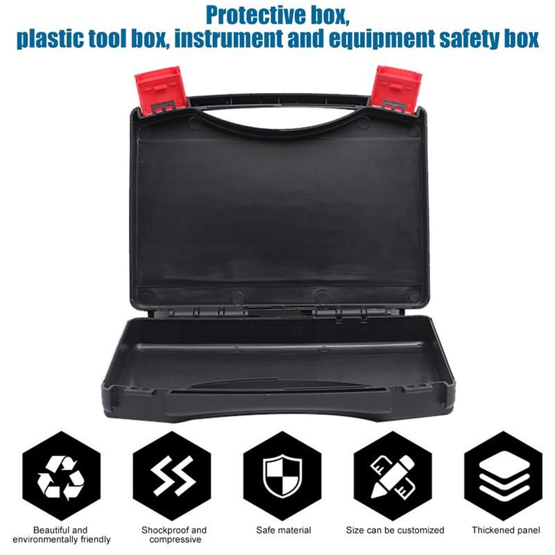 Portable Tool Box Soldering Iron Repair Tools Plastic Protecting Carry Container Case Hardware Equipment Storage Organizer Boxes repair tool storage case utility box container for soldering iron rxjb