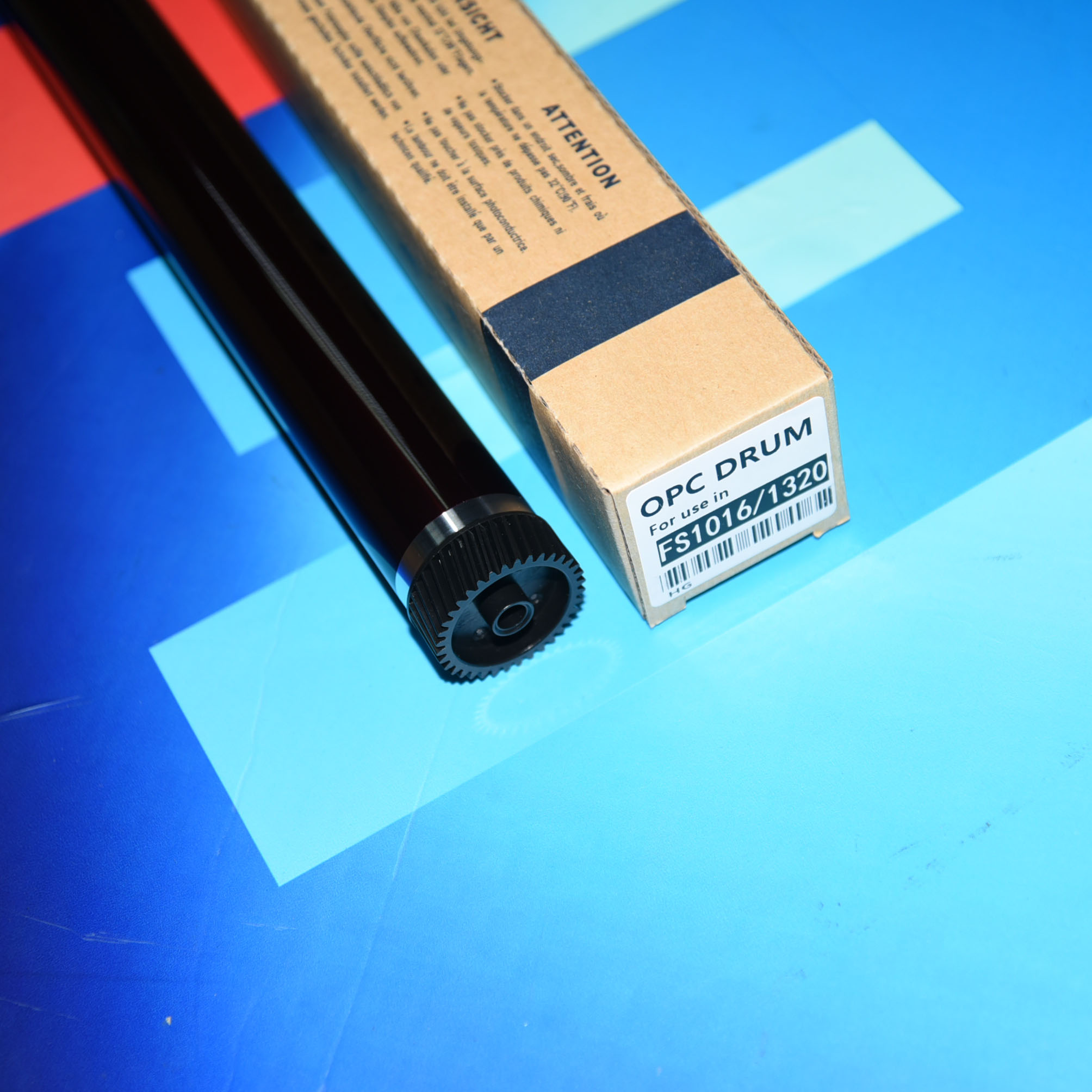 10*60000 صفحات OPC طبل DK130 DK110 لكيوسيرا FS-1124 FS1016 FS-1110 1135 FS1024 FS1300 FS1028 fs1320 fs1370 KM2810 opc طبل