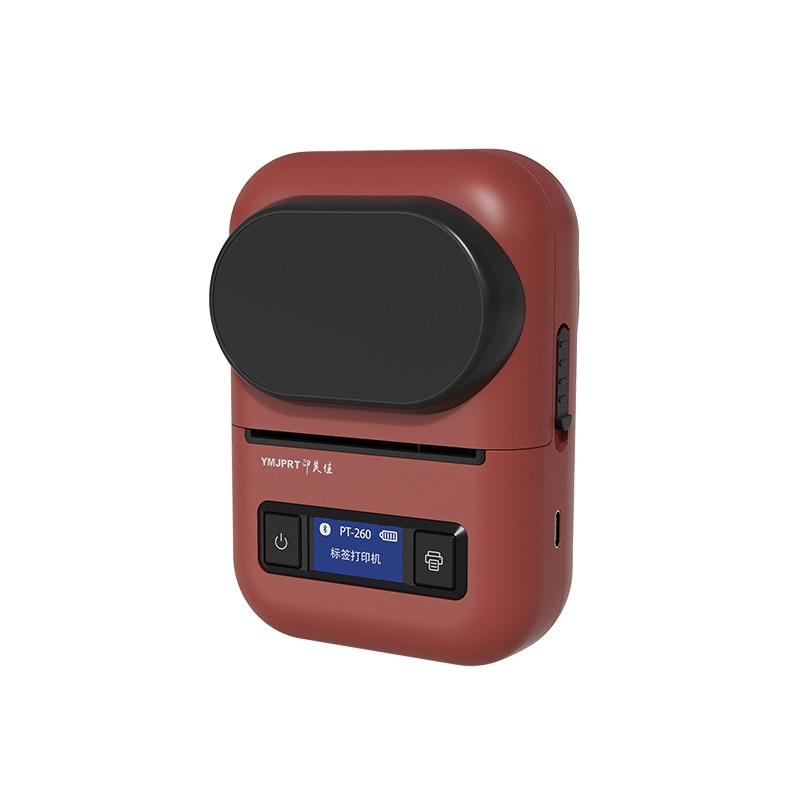 New Arrival 80mm thermal printer with blue tooth for cell phone Stand by recharging / AC adapter