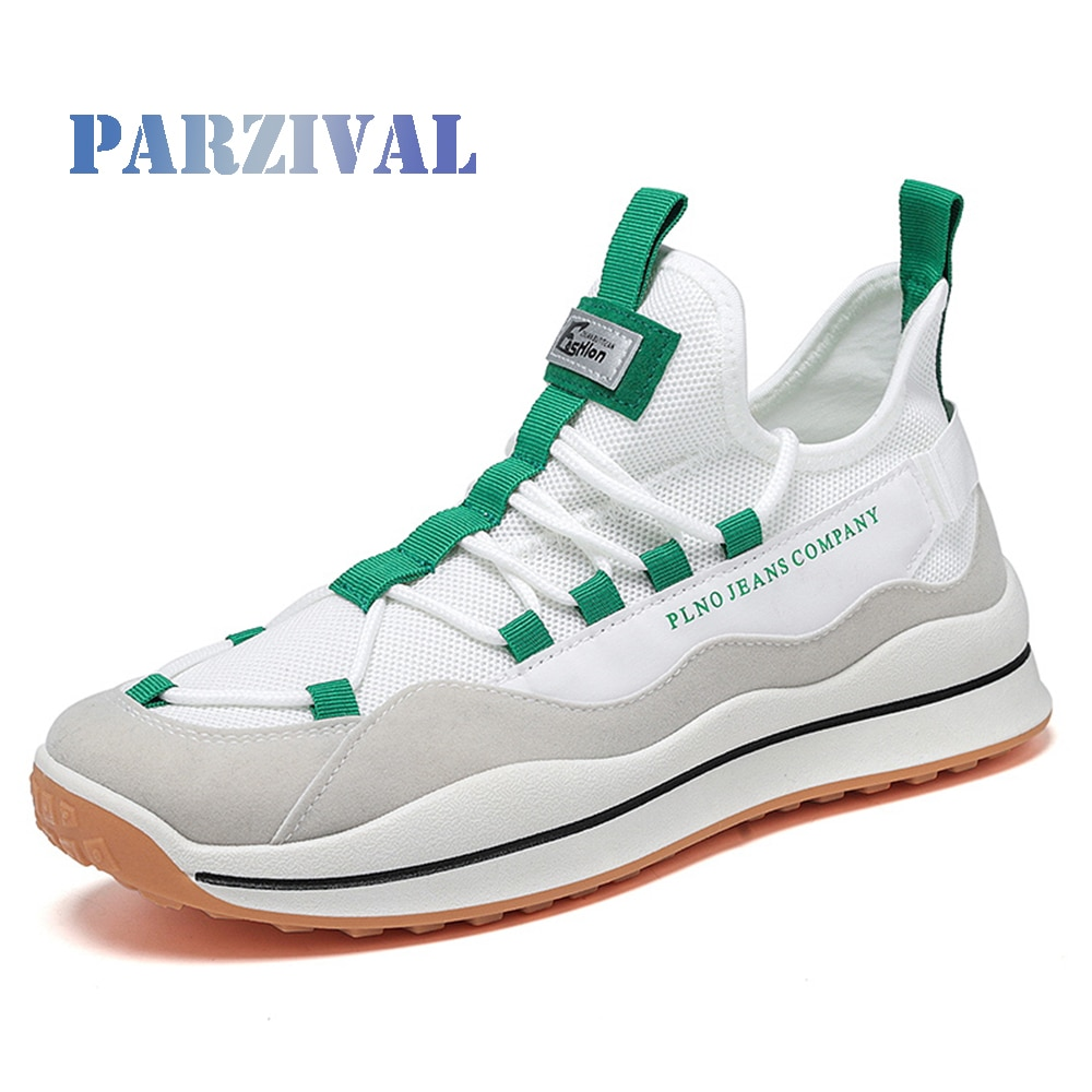 PARZIVAL-Zapatos informales De malla transpirable para Hombre, zapatillas cómodas populares, ligeras, para...