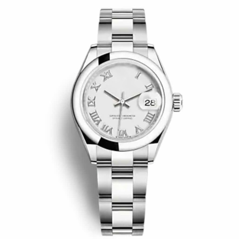 Luxury Top Sale Women Watch Lady Dress Size 26mm Datejust Sapphier Crystal Stainless Steel Roma Numbers Female Wristwatches