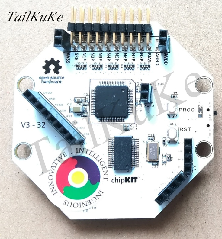 OpenBCI V3 متوافق مفتوح المصدر اردوينو EEG الدماغ موجة وحدة 8/16-قنوات-كابل الإصدار