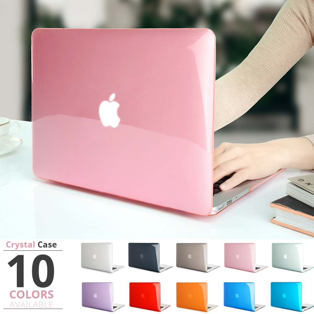Laptop Case For Apple Macbook Air Pro Retina 11 12 13 15 16 inch Laptop Cover For Mac book 2020 Touch Bar ID Air Pro 13.3 Case недорого