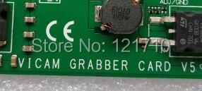 Placa de equipamento industrial boshc vicam grabber cartão v5