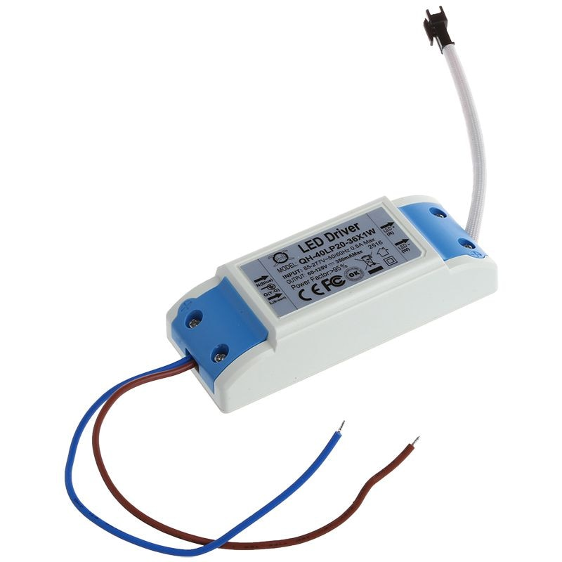 LED Driver 20-36W Transformer Driver DC 60-120V AC 85-277V high quality