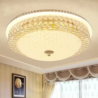 simple modern led ceiling lamp nordic living room bedroom lamp circle and creative dimming room lights cozy and romantic