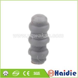 50pcs automotive plug blind rubber seal super dummy wire seals for auto connector 7165-0797