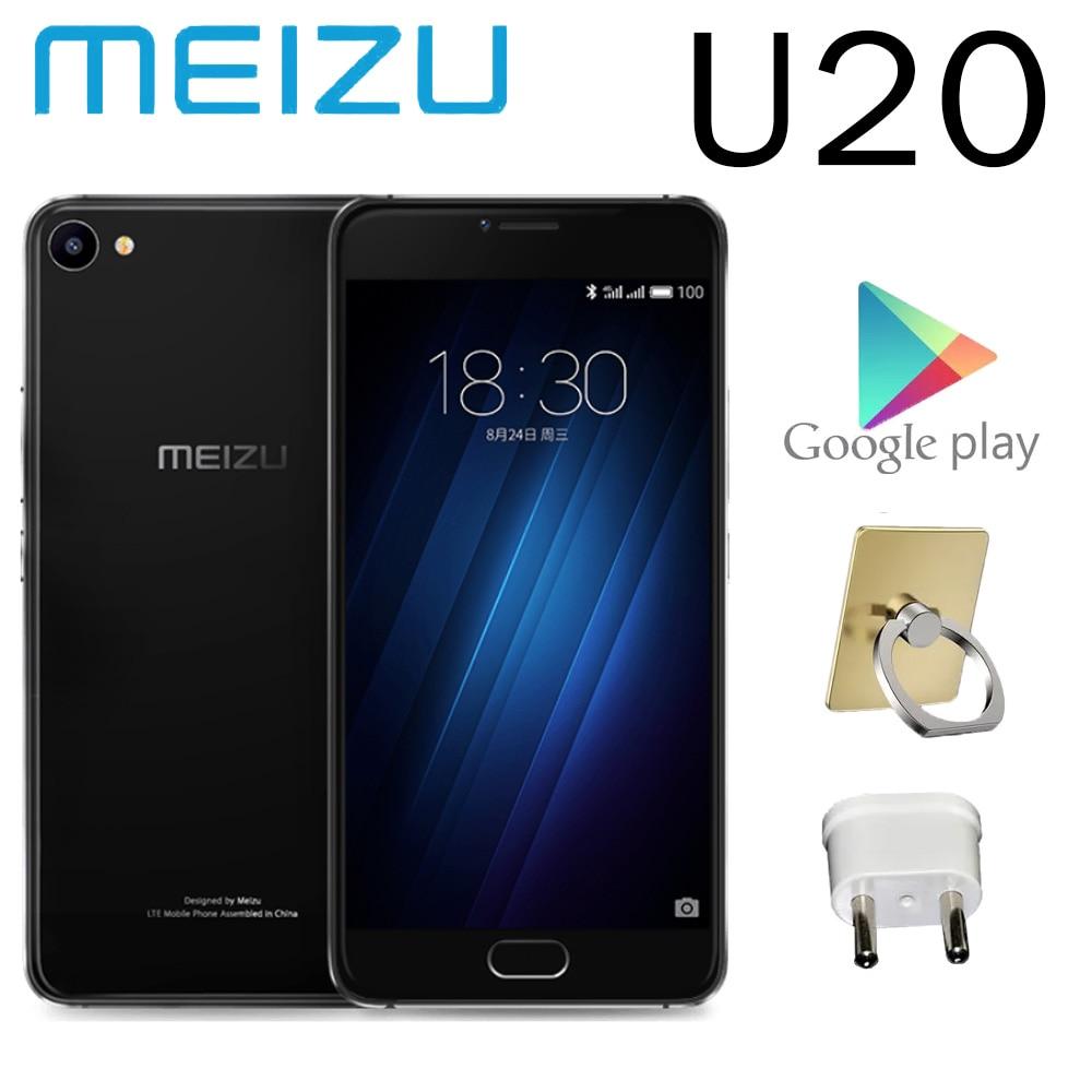98%new Meizu U20 smartphone 2G 16G 3260mAh battery 5.5 inches screen global version with google play