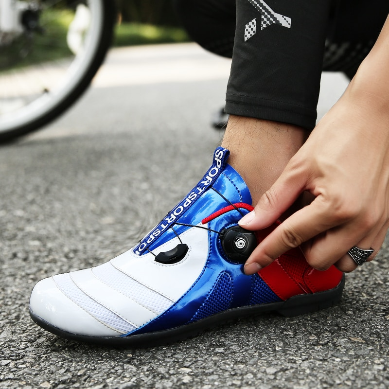 Road Cycling Shoes sapatilha ciclismo MTB Bicycle Professional Athletic Non-Locking men sneakers Bike zapatillas de ciclismo