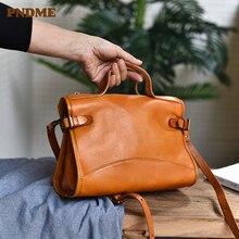 PNDME casual designer genuine leather womens small handbag fashion original luxury real cowhide ladies shoulder messenger bags