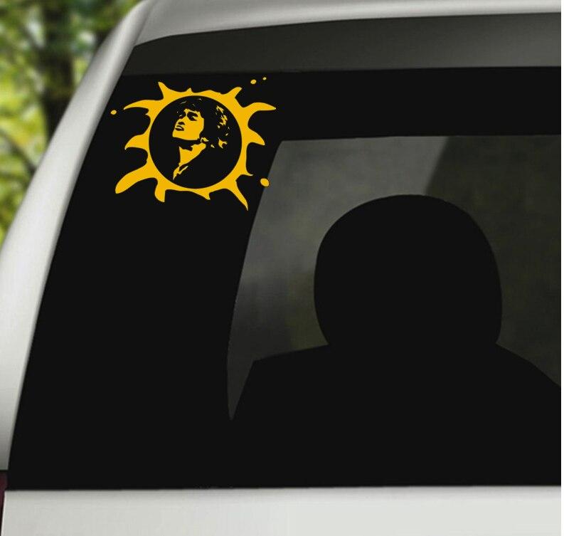 16X20cm Victor Tsoi Auto Sticker Funny Car Stickers Decals N496