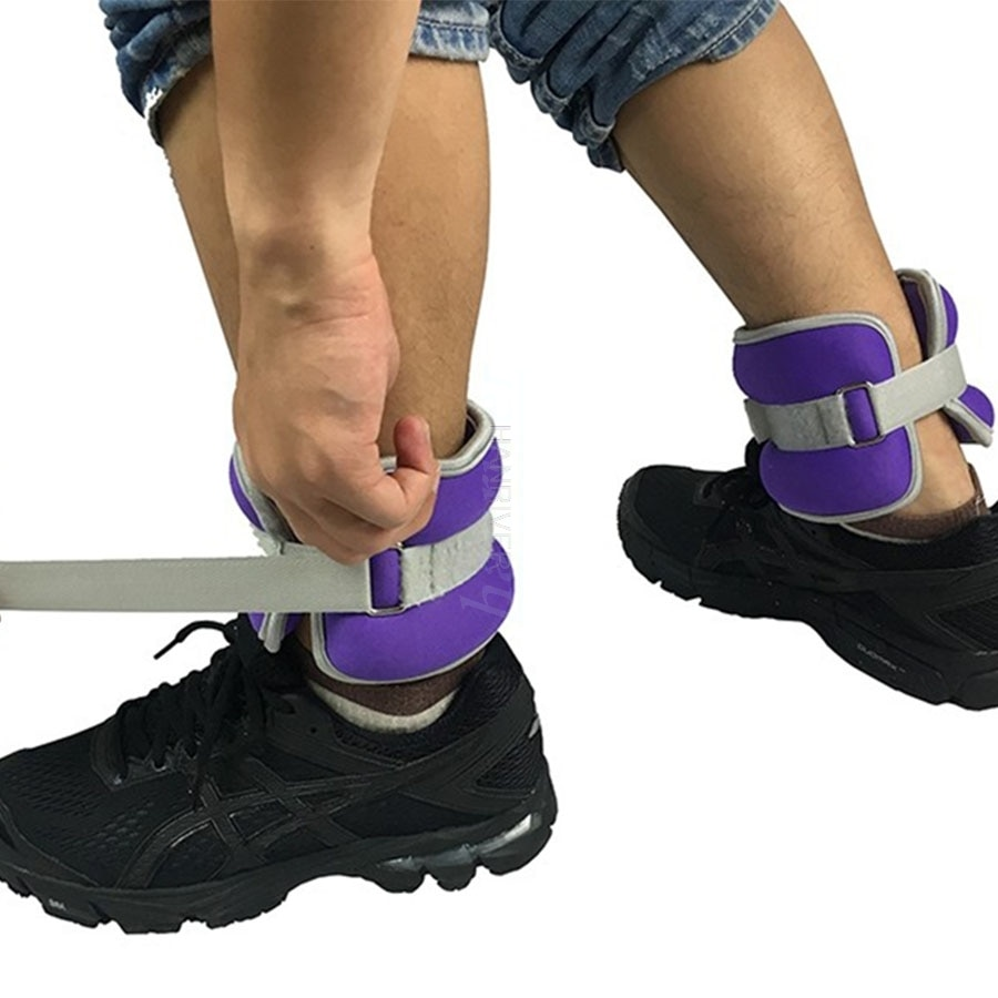 Health protection with sandbags leggings cerebral infarction stroke hemiplegia rehabilitation training for fitness equipment
