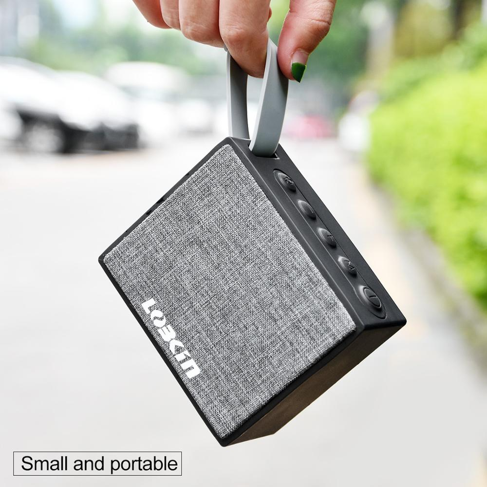 Mini Bluetooth Speaker Portable Wireless Loudspeaker Sound System 3D Stereo Music Surround Outdoor Speaker Support FM TF Card enlarge