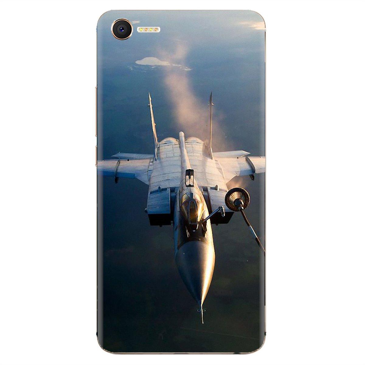Russian Mig 31 Jet Fighting Falcon For Xiaomi Mi A1 A2 A3 5X 6X 8 9 9t Lite SE Pro Mi Max Mix 1 2 3 2S Anime Silicone Phone Case