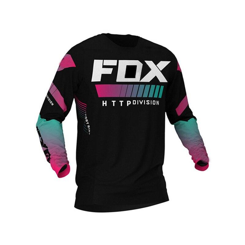 Maillot de equipo de ciclismo de montana camiseta locomotora para bicicleta de...