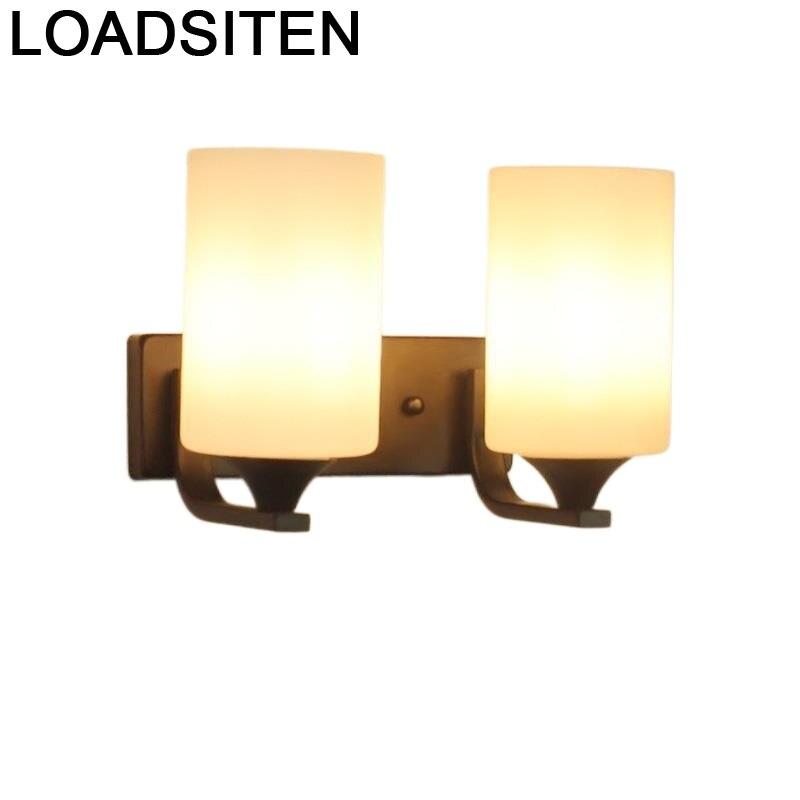 Modern Tete Lit Arandela Para Parede Lampara De Lamp For Home Applique Murale Luminaire Aplique Luz Pared Wall Bedroom Light