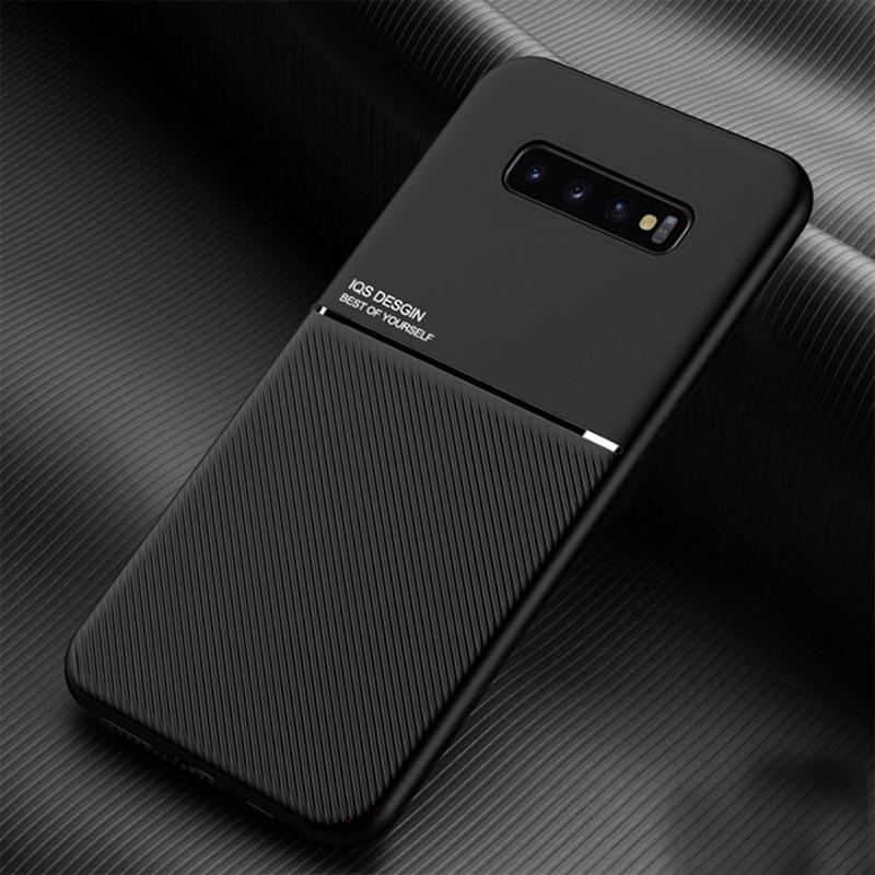 Textura fina matte grain line caso para samsung galaxy a01 caso para sasmung a21 caso telefone capa protetora