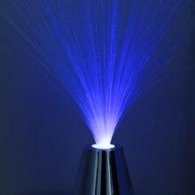 Colorful LED Optic Fiber Flower Light Star Sky Festival Atmosphere Night Lamp Party Valentine Wedding Home Decoration