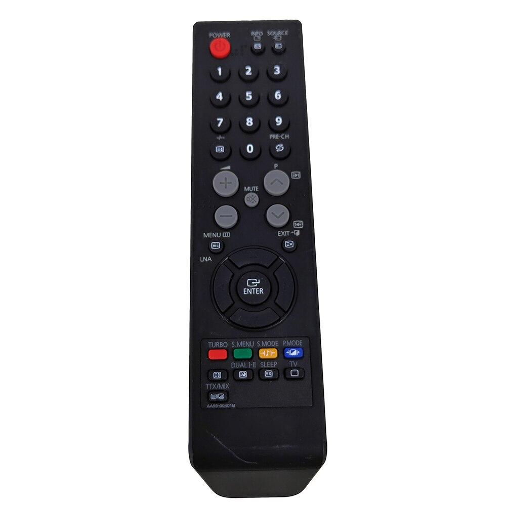 Aa59-00401b para Samsung Usado Original Controle Remoto Cs-21a530ezq Cs-21z50zqq Le-19r71b Cs29b850f4 Fernbedienung tv