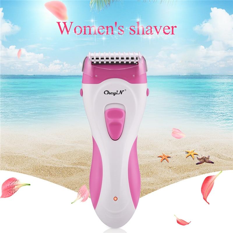 Electric Lady Shaver Women Body Hair Trimmer Rechargeable Armpit Leg Bikini Hair Removal Razor Epilator No Pain Body Groomer 31