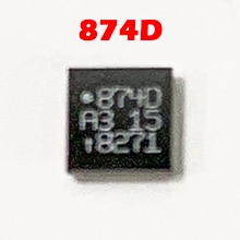 3pcs/lot 874D Audio IC Chord Music Ringing Chip For Huawei P10 MT10 Mate10