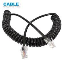 8 Pin Naar 8Pin Speaker Mic Microfoon voor ICOM HM-98 HM-133 HM-133V Auto Ridao IC-2720H IC-2820H IC-2000H IC-F111