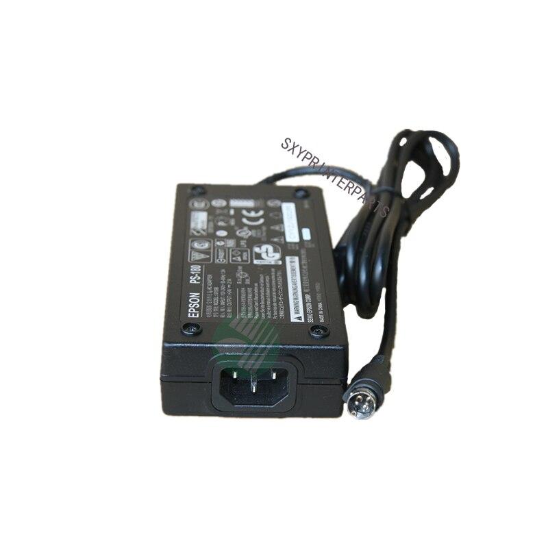 الأصلي جديد PS-180 AC محول محول الطاقة توريد لإبسون D110 D210 D500 TM H5000II H6000III H6000IV J7000 J7000P J7100